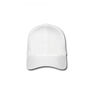 Custom White Cap