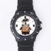 Custom Black plastic high quality watch Model305