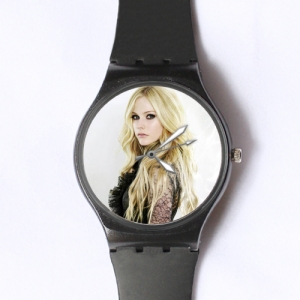 Custom classic  photo watch