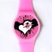 Custom ladies plastic watch Model304