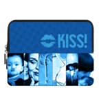 Custom Zipper Sleeve for IPad1,IPad2,IPad3,IPad4 (one side)