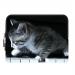 Custom Zipper Sleeve for Samsung Galaxy Tab 7.0 (One side)