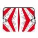 Custom Zipper Sleeve for Samsung Galaxy Tab 10.1 (Two Sides)