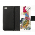 Custom Diary Leather Cover Case for IPhone 5