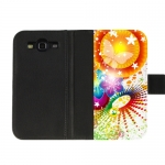 Custom Diary Leather Cover Case for Samsung Galaxy S3 I9300