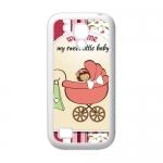 Custom Case for SamSung Galaxy S4 mini i9192/i9198 (TPU)