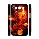 Custom Dual-Protective Case for Samsung Galaxy S3 I9300 3D
