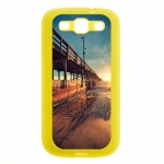 Custom Colorful Case for Samsung Galaxy S3 I9300 TPU