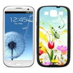 Custom Case for SamSung Galaxy S3 I9300 (Laser Technology)