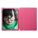 Custom Pink Smart Cases for iPad 2, iPad 3,IPad 4
