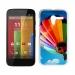 Custom Case for Motorola X (Laser Technology)