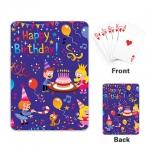 "Custom Playing Cards Design Single Side (2.5"" x 3.5"")"