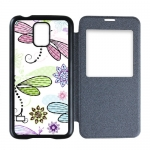 Custom Samsung Galaxy S5 Flip Cover Case