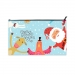 Custom Cosmetic  Bag Twin Sides Model 1602(Medium)