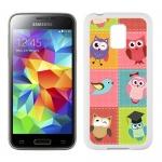 Custom Case for SamSung Galaxy S5 mini (Laser Technology)