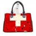 Custom Barrel Type Handbag Model 1621 (Twin Sides)