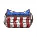 Custom Classic Hobo Handbag  Model 1616(Twin Sides)