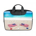 "Custom Laptop Bag for Macbook Air 15"" Model 1624(Two sides)"