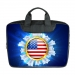 "Custom Bag for Laptop 17"" Model 1624(Twin sides)"