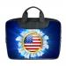 "Custom Bag for Laptop 17"" Model 1624(Twin sides)"
