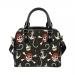 Custom Shoulder Handbag Model 1634(Two Sides)