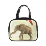 Custom 2017 Top Handle Handbag (Model 1662)