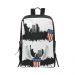 Custom Unisex Slim Backpack (Model 1664)