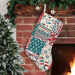 Christmas Stocking (Without Folded Top)