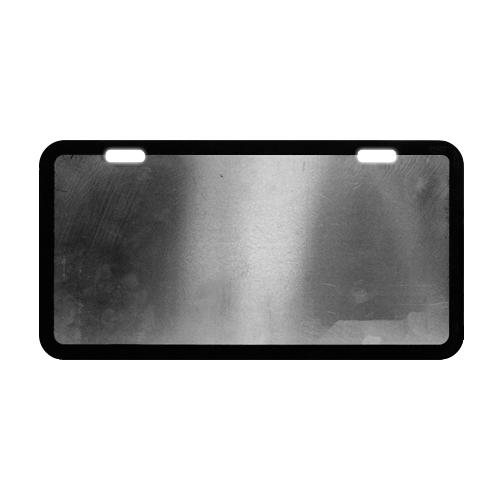 Custom Metal License Plate For Car