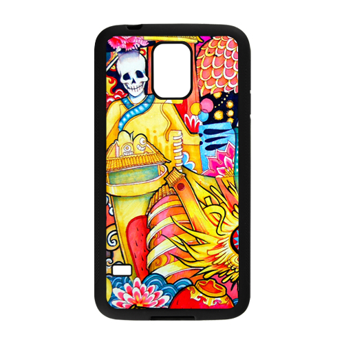 newest 0815e 71ec4 Custom Case for Samsung Galaxy S5